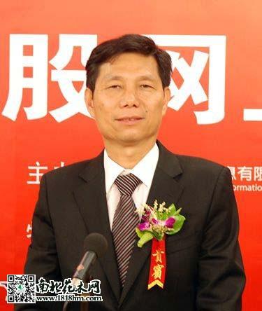 园林人物 棕榈园林董事长吴桂昌