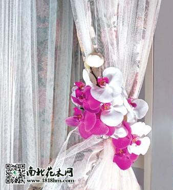 带你学习窗帘插花的制作方法