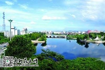 青岛:墨市计划新增河道绿化面积25万平方米