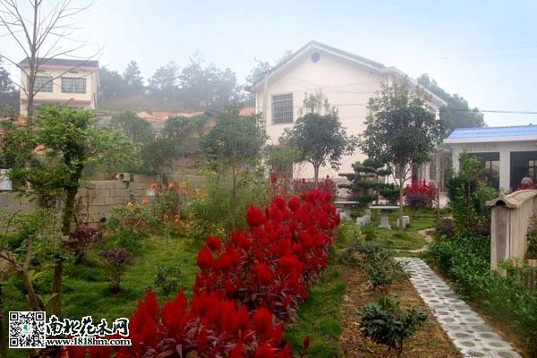 长沙县北山镇居民小区-长沙 北山镇致力于打造国家级绿色生态窗口镇