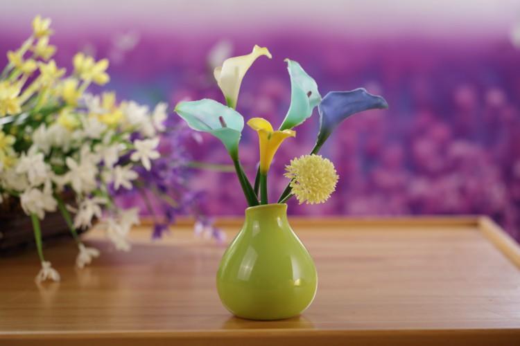 花瓶插花摆放原则 花瓶插花图片欣赏