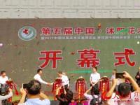 第五届沭阳花木节开幕 首日达成交易额1.5亿元